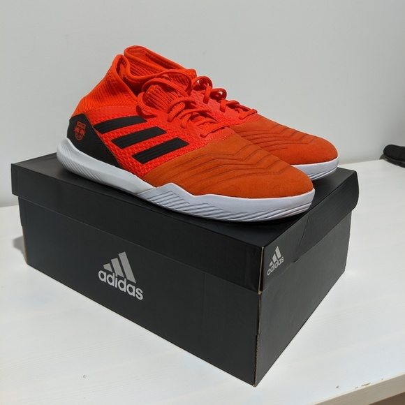 adidas Other - Adidas Predator 19.3 TR Red Sneakers NY Red Bulls